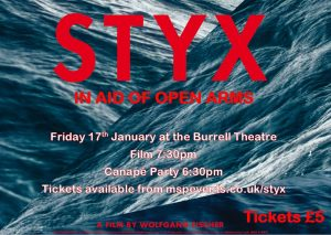 'Styx' in aid of Open Arms